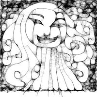 The wig by Aspartam