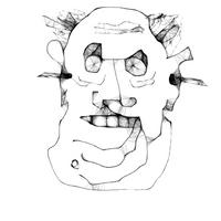 Bald man by Aspartam