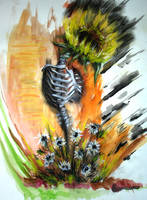 The Sunflower by hever