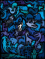 Monsters by BigFace