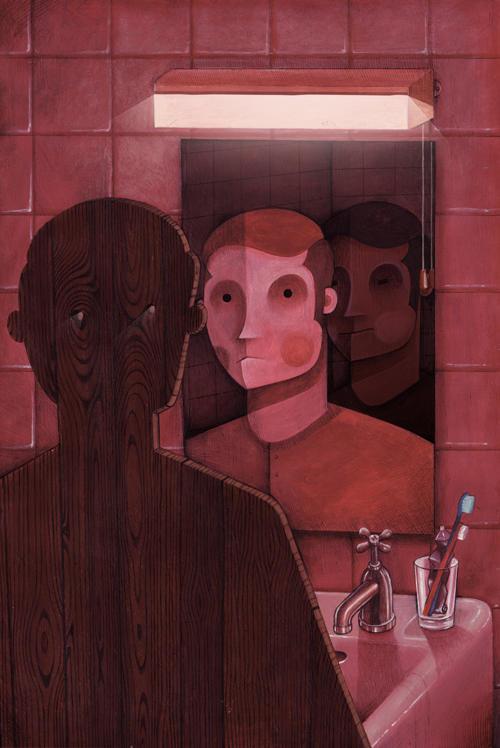 Dorian Gray by BigFace