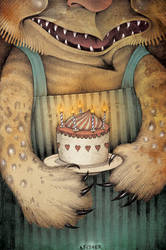 Monster by BigFace