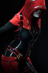 Mass Effect - The Master Thief by YumiKoyuki
