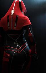 Mass Effect - Hide in the Shadows by YumiKoyuki