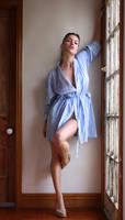 Blue morning by CathleenTarawhiti