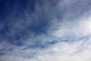 Stormy blue clouds by CathleenTarawhiti