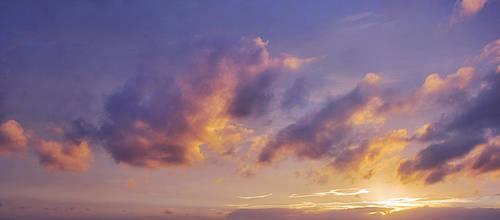 Lavender sunset by CathleenTarawhiti