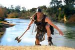 The Warrior 3 by CathleenTarawhiti