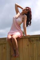 On the fence 2 by CathleenTarawhiti