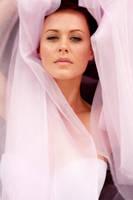 Pink veil by CathleenTarawhiti
