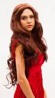 Red Dress 6 by CathleenTarawhiti