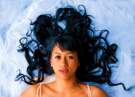 Flyaway hair 4 by CathleenTarawhiti