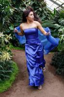 Blue Maiden 9 by CathleenTarawhiti