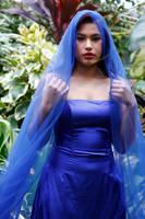 Blue Maiden 13 by CathleenTarawhiti
