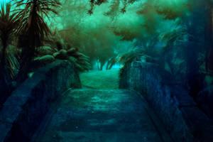The Bridge 3 by CathleenTarawhiti
