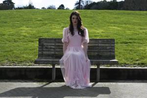 Danielle pink dress 31 by CathleenTarawhiti