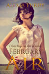 Book cover - February Air by Alexia Purdy by CathleenTarawhiti