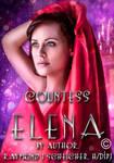 Book cover -Countess Elena by Raymond J Scheicher by CathleenTarawhiti