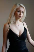 Georgia black dress 5 by CathleenTarawhiti