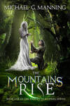Book cover The Mountains Rise by MichaelG. Manning by CathleenTarawhiti