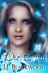 Book cover - Die Erbin by J.J. Blackwood by CathleenTarawhiti