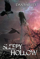 Book cover - Sleepy Hollow by Dax Varley by CathleenTarawhiti