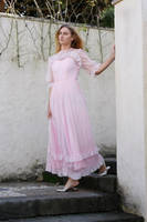Aleida pink dress jpeg and psd by CathleenTarawhiti