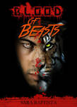 Book cover - Blood of Beasts by Sara Baptista by CathleenTarawhiti