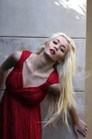 Georgia red dress 22 by CathleenTarawhiti