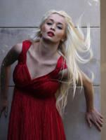 Georgia red dress 23 by CathleenTarawhiti