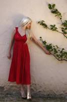 Georgia red dress 27 by CathleenTarawhiti