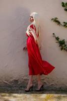 Georgia red dress 29 by CathleenTarawhiti