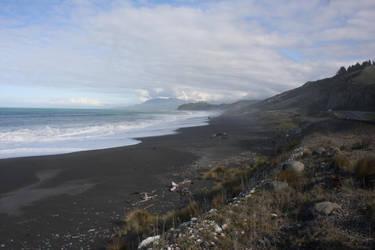 East Coast South Island New Zealand by CathleenTarawhiti