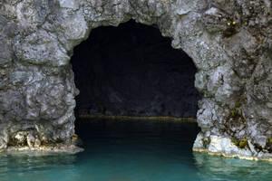 Water cave Hamilton gardens New Zealand by CathleenTarawhiti