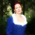 Blue maiden 5 by CathleenTarawhiti