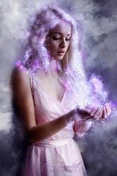 Magic Hands by CathleenTarawhiti