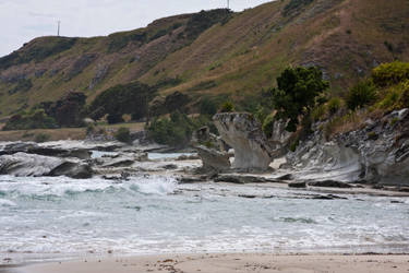 New Zealand stock 38 Mahia Peninsula by CathleenTarawhiti