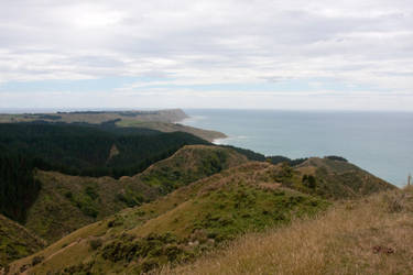 New Zealand stock 49 Mahia Peninsula by CathleenTarawhiti