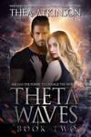 SOLD  book cover - Theta Waves by CathleenTarawhiti