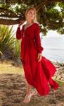 Aleida red dress 12 by CathleenTarawhiti