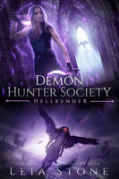 SOLD book cover - Demon Hunter Society: Hellbender by CathleenTarawhiti