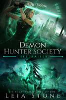 SOLD book cover - Demon Hunter Society: Hellraiser by CathleenTarawhiti