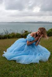 Aleida blue dress 10 by CathleenTarawhiti