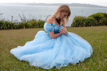 Aleida blue dress 23 by CathleenTarawhiti