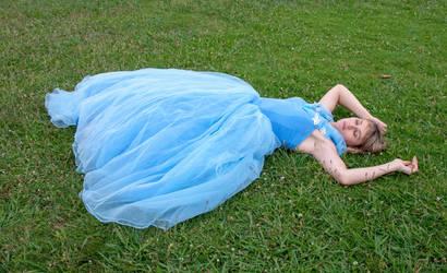 Aleida blue dress 28 by CathleenTarawhiti