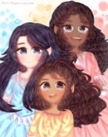 The schuyler sisters   Hamilton by giovani13