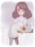 Flowers   Hamilton by giovani13