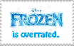 Frozen is overrated. by pocketmonsterss