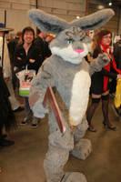 Bunnymund cosplay by Mango-Nezumi