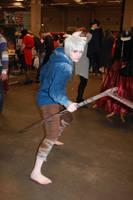 Jack Frost cosplay by Mango-Nezumi